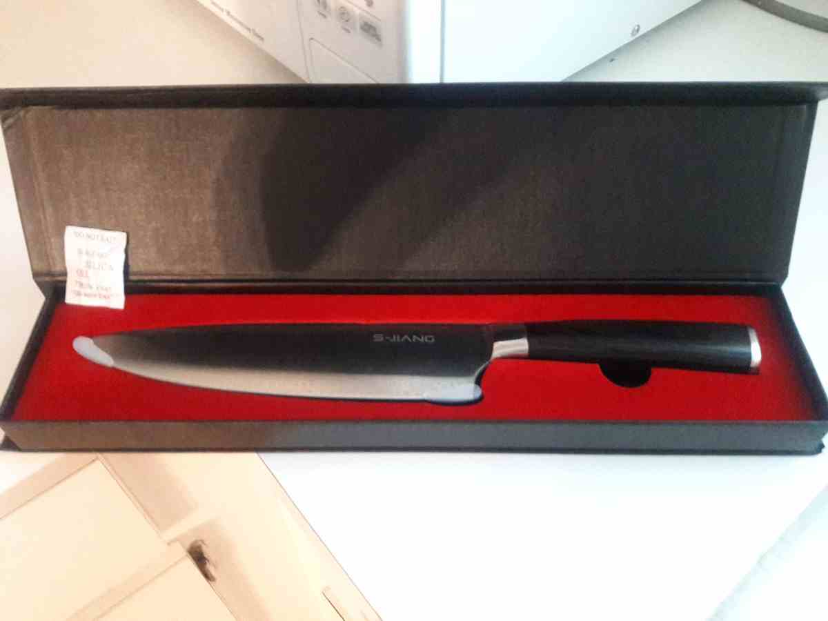 chef knife s jiang professional multipurpose 8 inch german steel