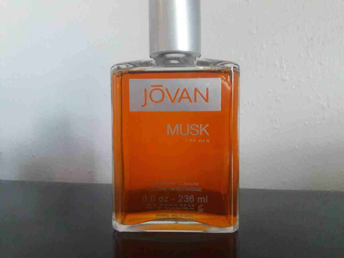 Jovan Musk For Men Aftershave Cologne 8 Ounces