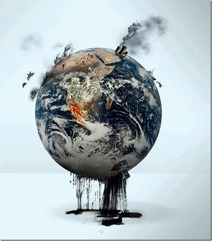 Our Ailing Planet